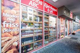 Manna ABC Lajos utca