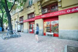 Manna ABC Pozsonyi utca