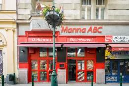 Manna ABC Ráday utca