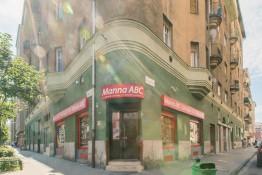 Manna ABC Visegrádi utca
