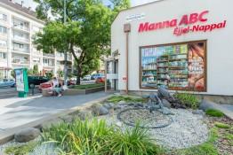 Manna ABC Kiss János Altábornagy utca